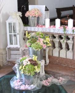 Fiori per matrimoni a Marostica Vicenza